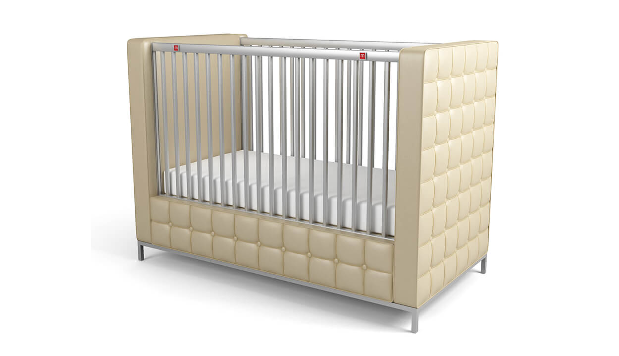 Migule_Sandra_Baby_Leather_Crib_Nisha_Sawhney_SnS_Design_Product_Design_Firm_Industrial_design_company_Design_Ideas_Innovation_manufacturing-1