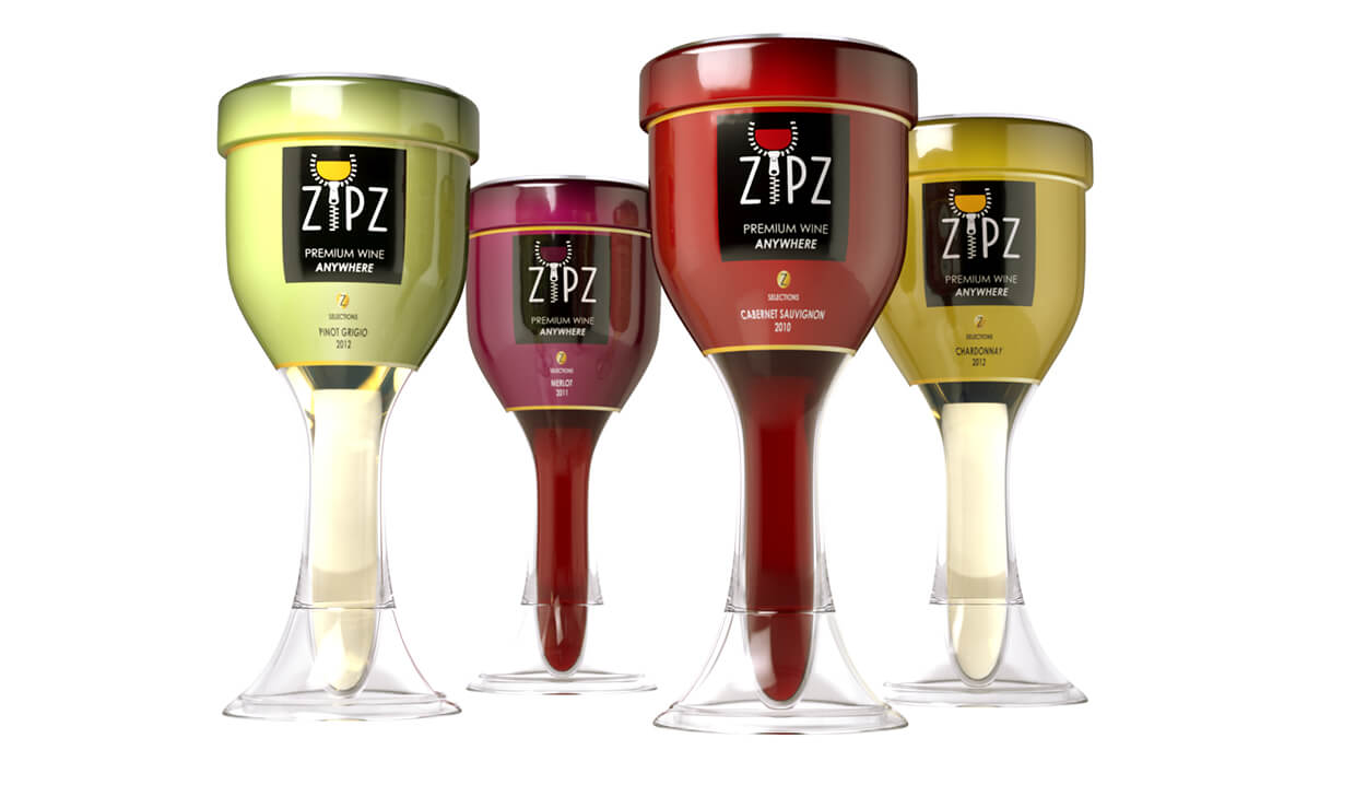 Zipz_Wine_Shark_Tank_SnS_Design_Ideas_Innovation_New_Product_Development_Design_Engineering_Product_Design_Firms_Industrial_Design_Firms_New_York_City_NYC_Packaging